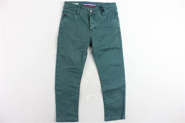 PEUTEREY | Trousers | PTB0857VERDE
