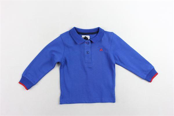 PEUTEREY | Polo Shirts | PTB1270COBALTO