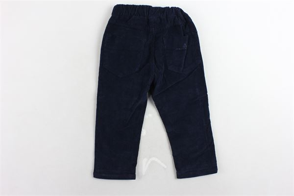 PEUTEREY | Trousers | PTB1481BLU