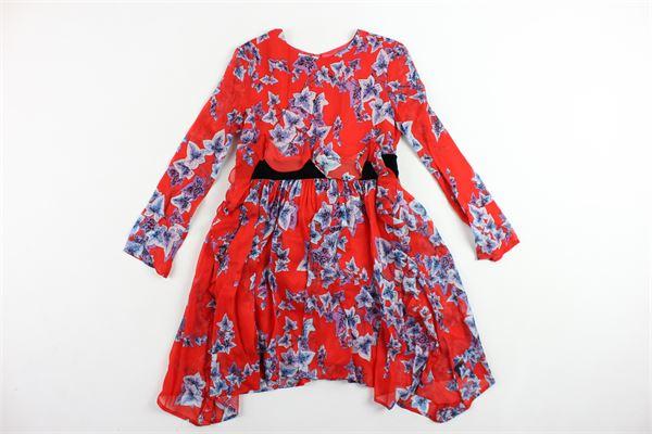 PHILOSOPHY | Dress | PJAB42ROSSO