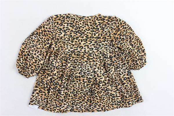 PLEASE | Dress | AB35034G17MARRONE