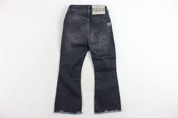 PLEASE | Jeans | PHC5F02G18GRIGIO