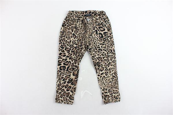PLEASE | Trousers | PHD2134G18MARRONE