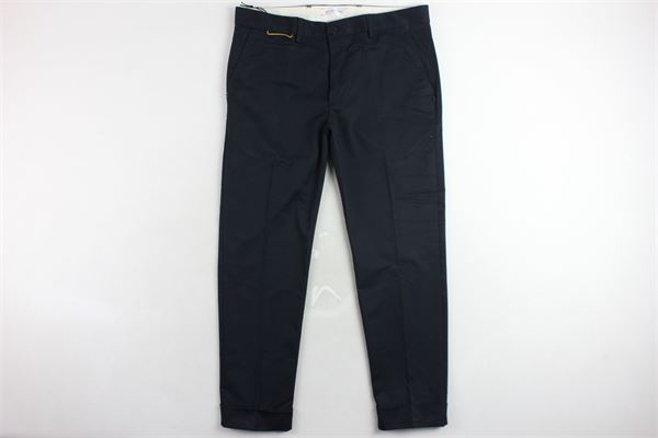 P.M.D.S. | Trousers | 03528BLU