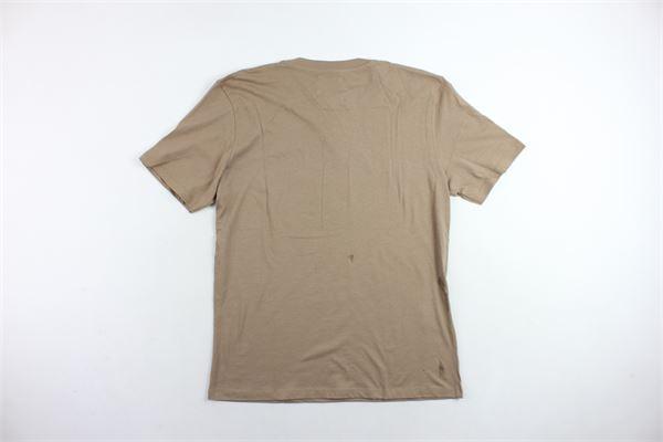 t-shirt mezza manica tinta unita con stampa PYREX | T-shirts | T-SHIRTSPYREX1FANGO