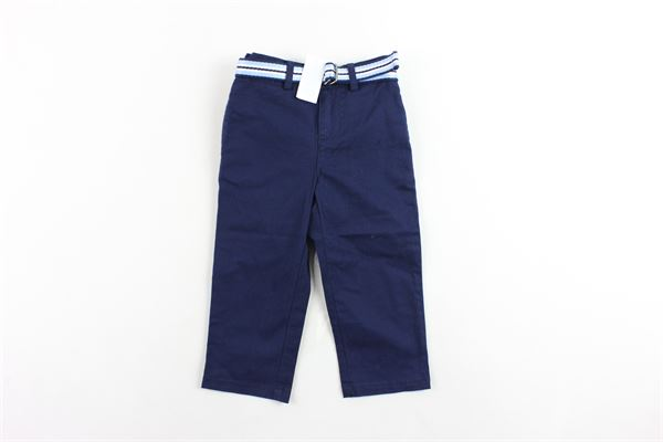 RALPH LAUREN   Trousers   320689318001BLU