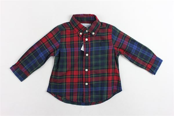 RALPH LAUREN   Shirts   320712275001ROSSO
