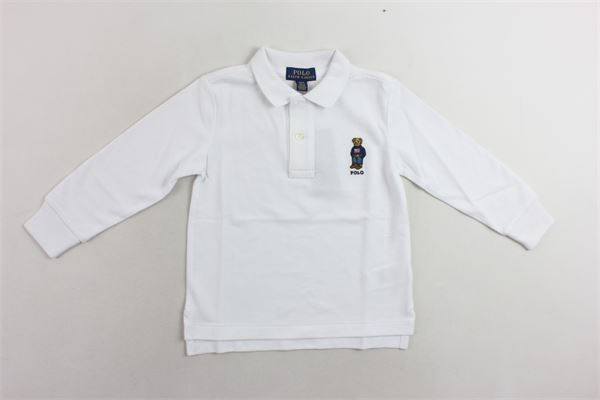 RALPH LAUREN | Polo Shirts | 321714483004BIANCO