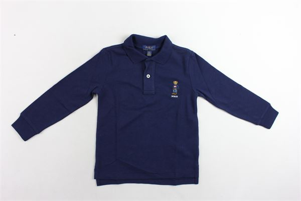 RALPH LAUREN | Polo Shirts | 321714483004BLU