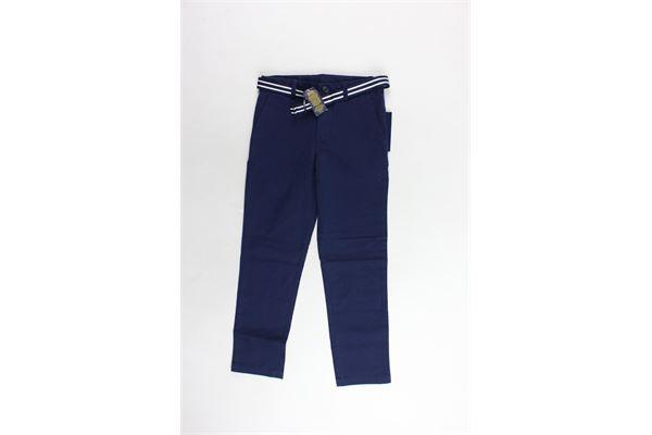 RALPH LAUREN   Trousers   322672274001BLU
