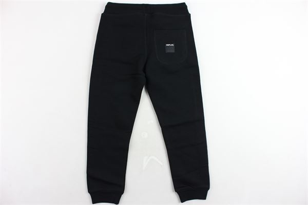 REPLAY | Trousers | SB6001NERO