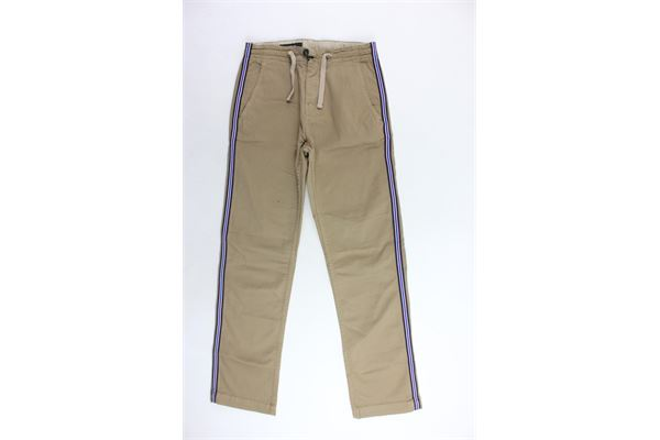 REPLAY | Trousers | SB9371BEIGE