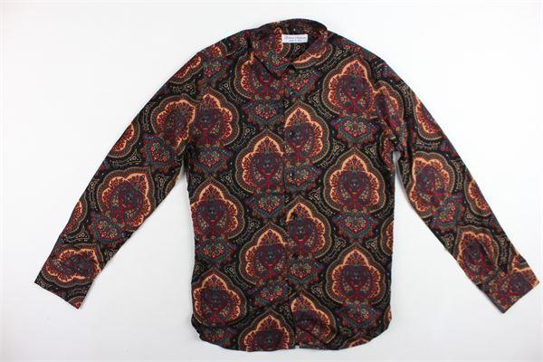 SARTORIA MIGLIACCIO | Shirts | CAMICIESARTORIAMIGLIACCIO1BORDEAU