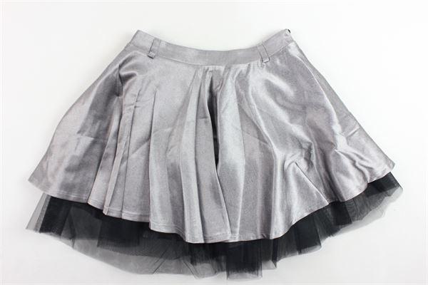 SECRET MY COUTURE | Skirts | A18SMKBGO006ARGENTO
