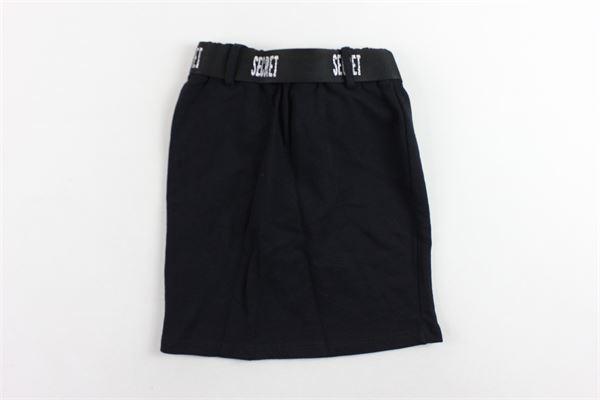 SECRET MY COUTURE | Skirts | A18SMKBGO009NERO
