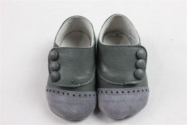 scarpa bassa con bottoni SONATINA | Scarpe | SCARPESONATINA2GRIGIO