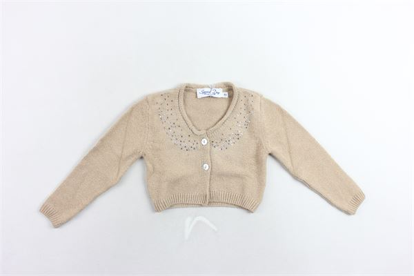 SPECIAL DAY | Cardigan | 2M026BEIGE SCURO