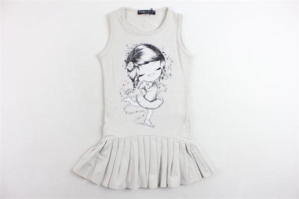 T-SHIRT T-SHOPS | Dress | ABITIT-SHIRTT-SHOP1GRIGIO