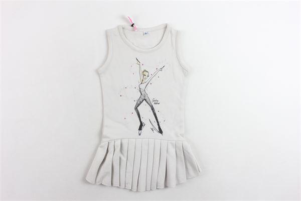 T-SHIRT T-SHOPS | Dress | ABITIT-SHIRTT-SHOP2GRIGIO