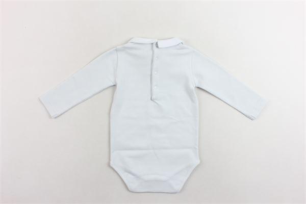 body manica lunga tinta unita TARTINE ET CHOCOLAT | Body | TK11141.4CELESTE