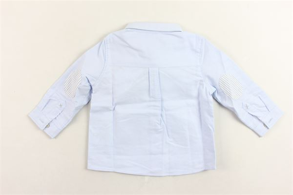camia manica lunga tinta unita TARTINE ET CHOCOLAT | Camicie | TK12091CELESTE