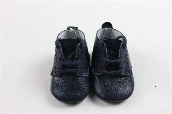 scarpa bassa allacciata tinta unita TARTINE ET CHOCOLAT | Scarpe | TK80031.1BLU