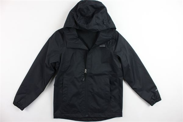 giubbino imbottito in pile tinta unita THE NORTH FACE | Giubbini | NF0A3NOCJK3NERO