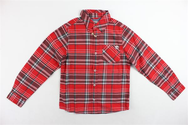 TIMBERLAND | Shirts | T25N22/971ROSSO