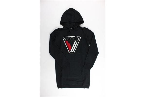 VICOLO | Dress | 3141V0090NERO