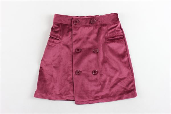 YELLOWSUB | Skirts | 42140444009FUCSIA