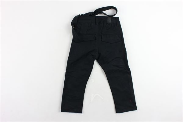 YES LONDON | Trousers | AN5004NERO