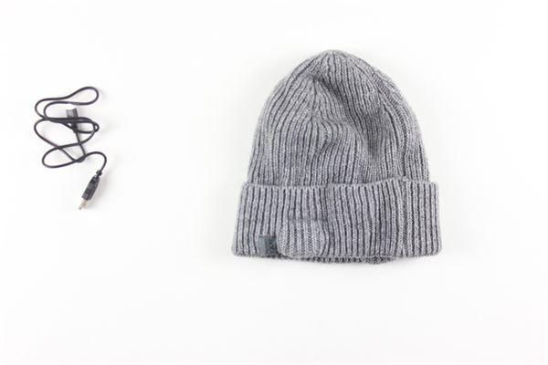 cappello tinta unita con connessione bluetooth 80DBORIGINAL | Cappelli | BT-COLDGRIGIO