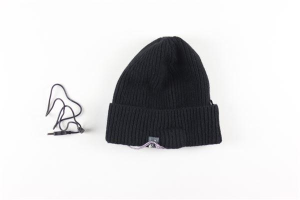 cappello tinta unita con connessione bluetooth 80DBORIGINAL | Cappelli | BT-COLDNERO