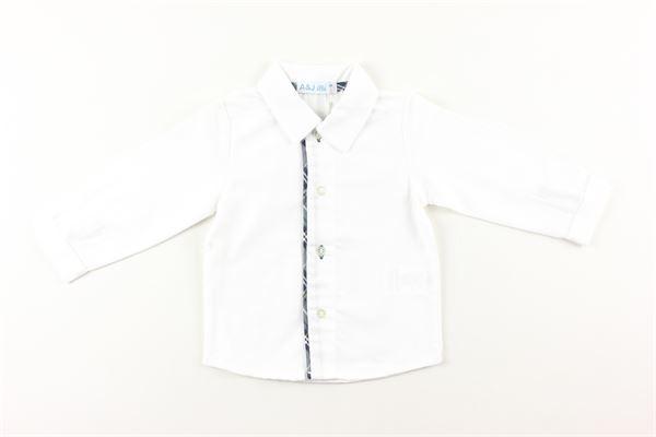 A&J   Shirts   A&J466BIANCO