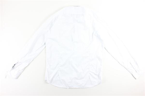 camicia tinta unita AGLINI | Camicie | 3502BIANCO