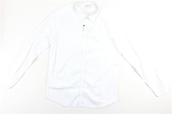 camicia tinta unita AGLINI | Camicie | F107BIANCO