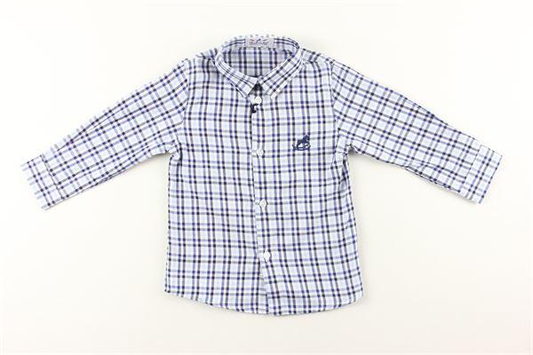 AMBARABA' | Shirts | FM28071AZZURRO