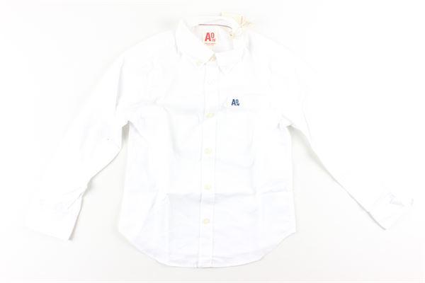 camicia manica lunga tinta unita AMERICAN OUTFITTERS | Camicie | 118.24000BIANCO