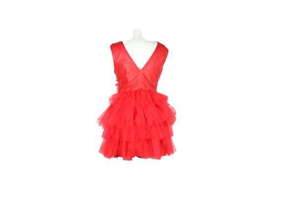ANIYE BY | Dress | 181888ROSSO