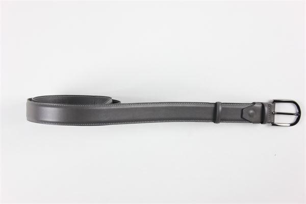 cintura tinta unita mis.115 ANTONIO DE PATRIZI | Cinture | 03511GRIGIO