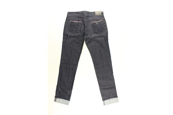 jeans tinta unita 5 tasche ARMANI JUNIOR   Jeans   3Y4J03BLU