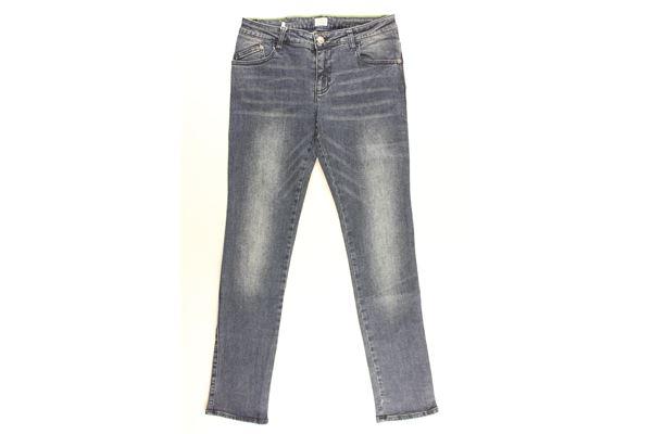 jeans tinta unita ARMANI JUNIOR   Jeans   6X4J15BLU