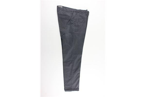 pantalone tasca america tinta unita 100%cotone AT.P.CO. | Pantaloni | A191SASA45GRIGIO