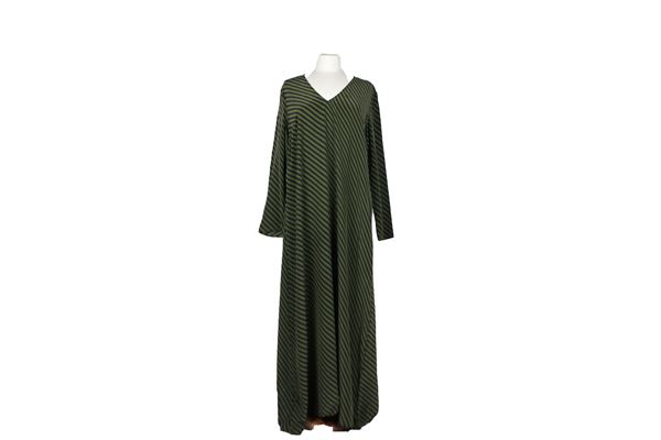 ATTIC AND BARN | Dress | ATDR023VERDE MILITARE