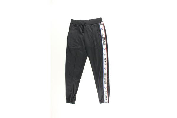 BALEMENTS | Trousers | PFB9304JNERO