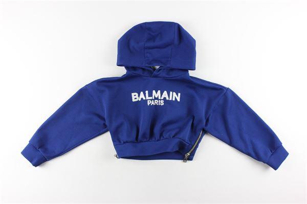 BALMAIN | Sweatshits | 6K4020BLU