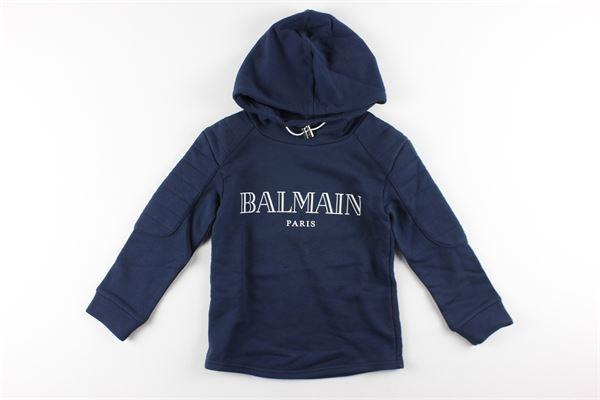 BALMAIN | Sweatshits | 6K4570BLU
