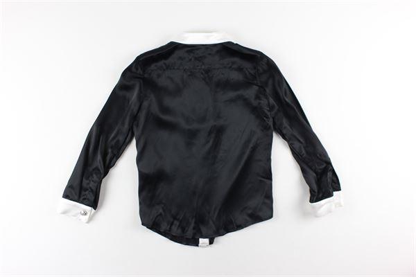 BALMAIN | Shirts | 6L5000LA730NERO