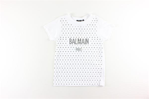 BALMAIN |  | 6L8001LC750BIANCO