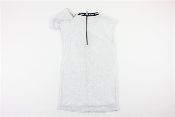 BALMAIN | Dress | 6M1102ARGENTO